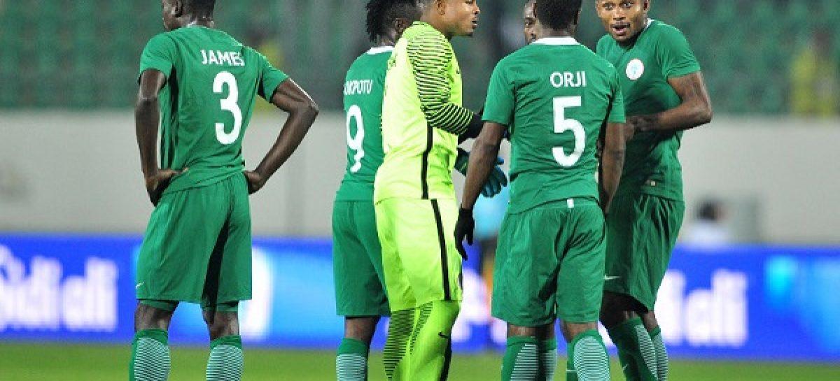 Buhari congratulates Super Eagles on victory over Angola