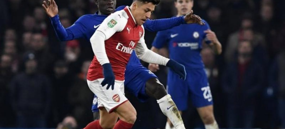 Arsenal prepare replacement as Sanchez nears exit