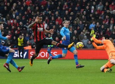 Wenger to do harsh review of shock loss