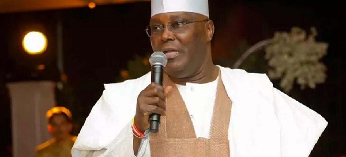Look unto PDP for your salvation, Atiku tells Nigerians