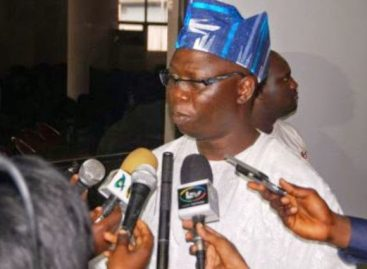 Buhari to Gani Adams: Use your position as Aare Ona Kakanfo for National unity