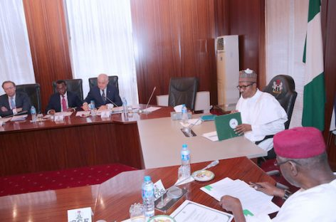 Extra income from rising oil prices will go infrastructure – Buhari