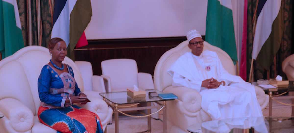 Stay home and improve your economies, Buhari tells illegal migrants