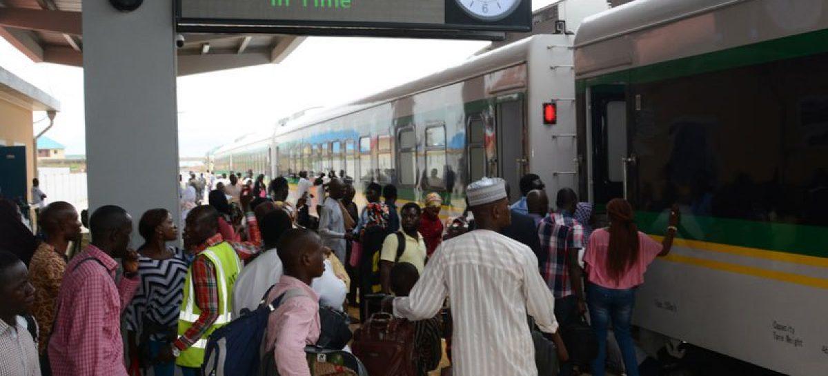 FG to increase Abuja-Kaduna train fare