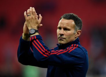 Man United legend, Giggs, set to become Wales manager