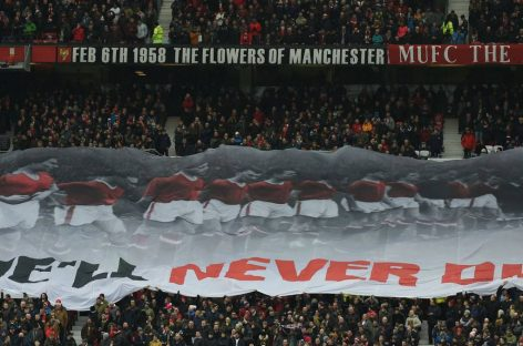 60 years after, Man United pay respect to Munich crash victims