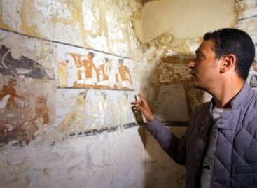 Egypt unveils 4,400-year-old tomb of ancient Priestess