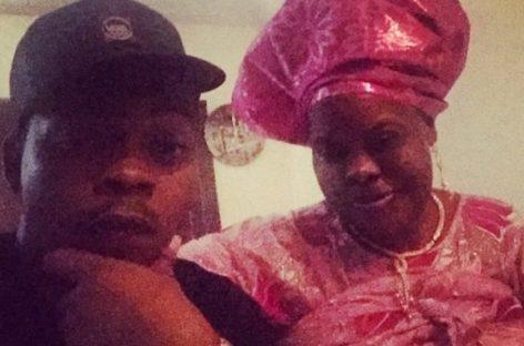 Olamide loses mum on son's birthday