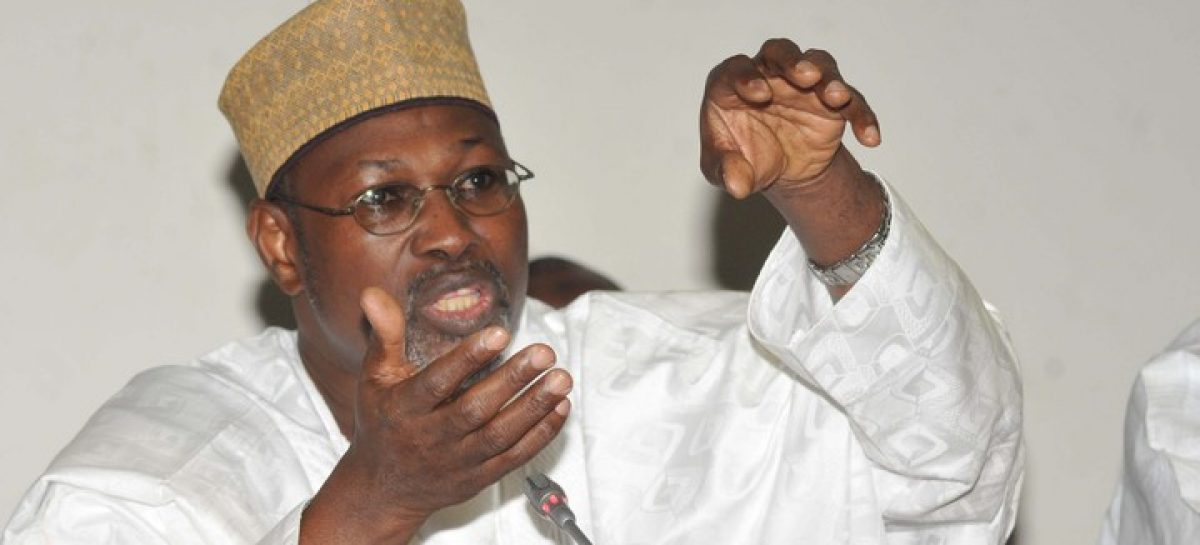 Nigerian lawmakers notorious in seeking bribe – Jega