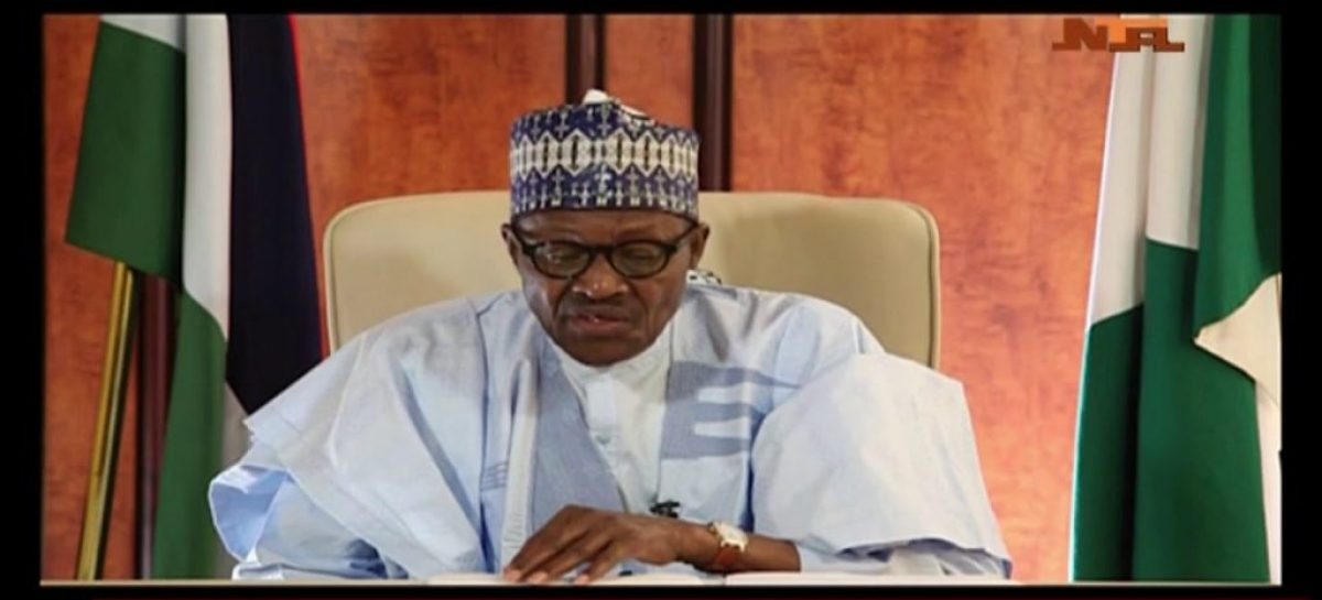 Address by Muhammadu Buhari, President of the federal republic of Nigeria in commemoration of the 2018 Democracy Day celebration