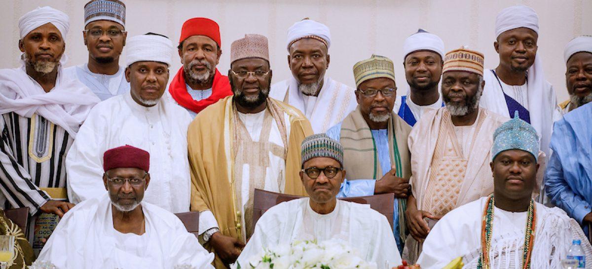 I won't betray Nigerians – Buhari