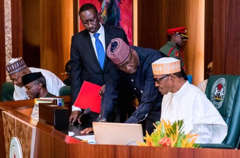 Government policy in mining sector yielding positive results – Buhari