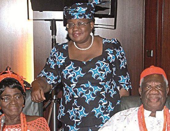 Buhari salutes Professor Okonjo at 90