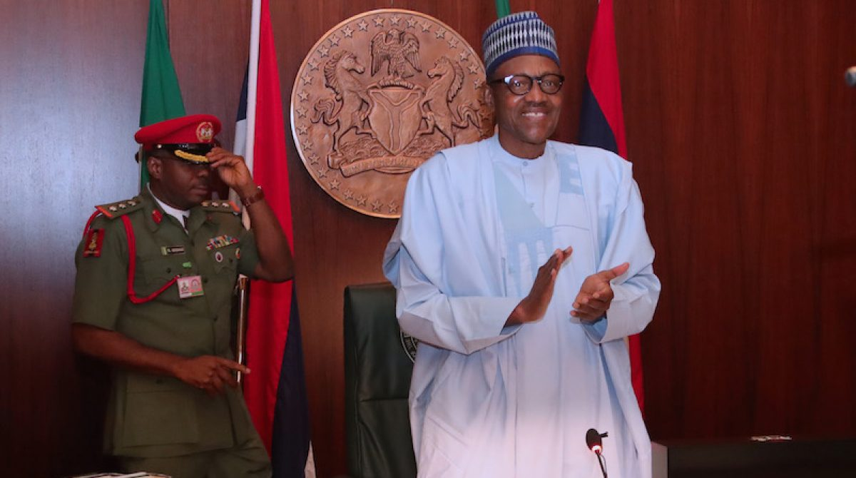 2019: Why I announced my intention to run early – Buhari