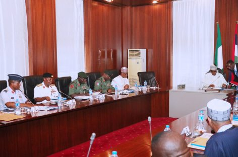 Defence Minister calls for suspension of anti-grazing laws in states