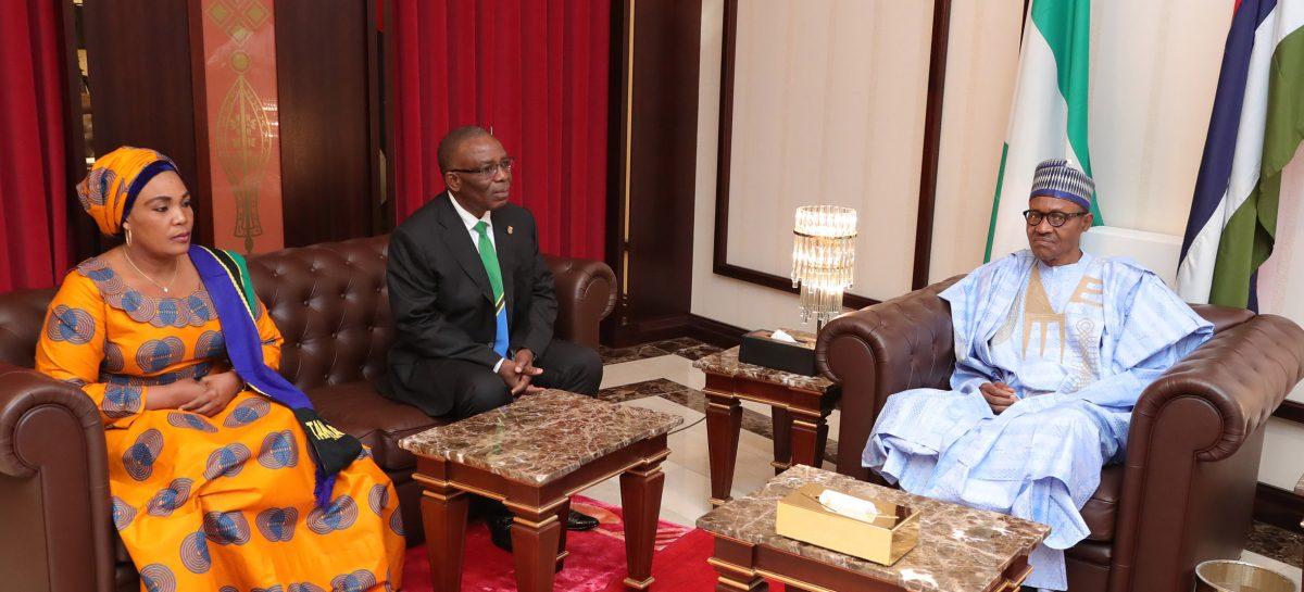 Nigeria'll boost economic relations with Tanzania – Buhari
