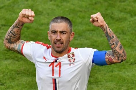 Kolarov's free-kick gives Serbia victory against Costa Rica