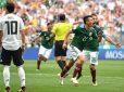 Mexico stun holders Germany 1-0