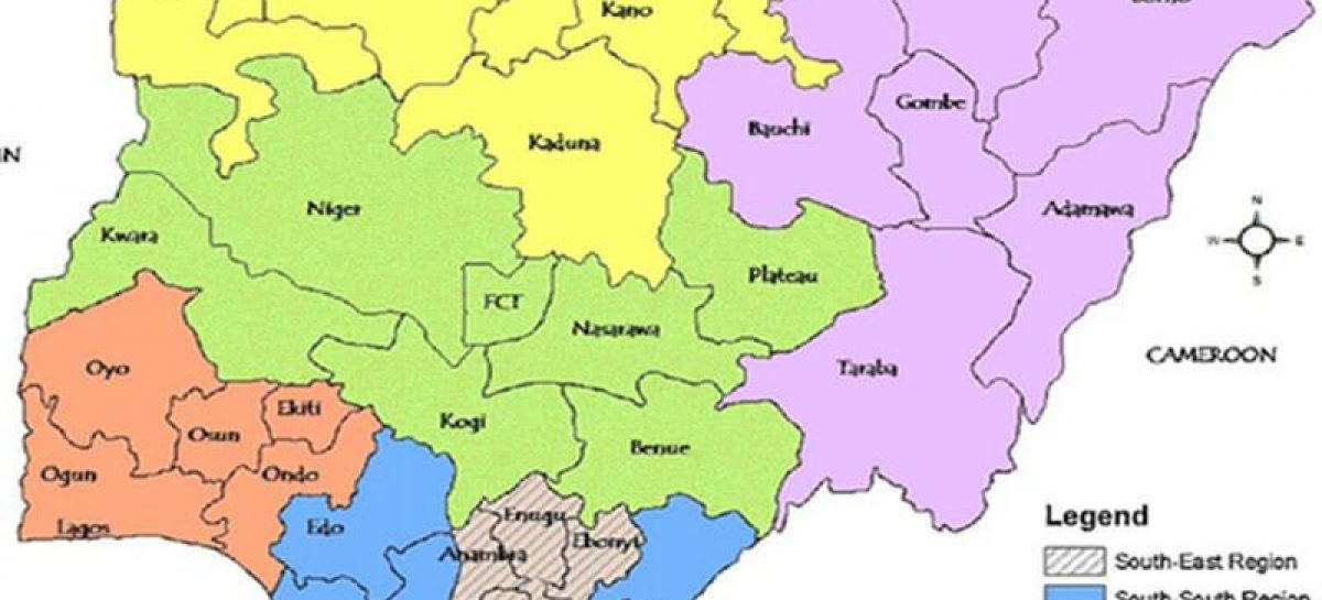 This country called Nigeria! by Abbakar Danladi