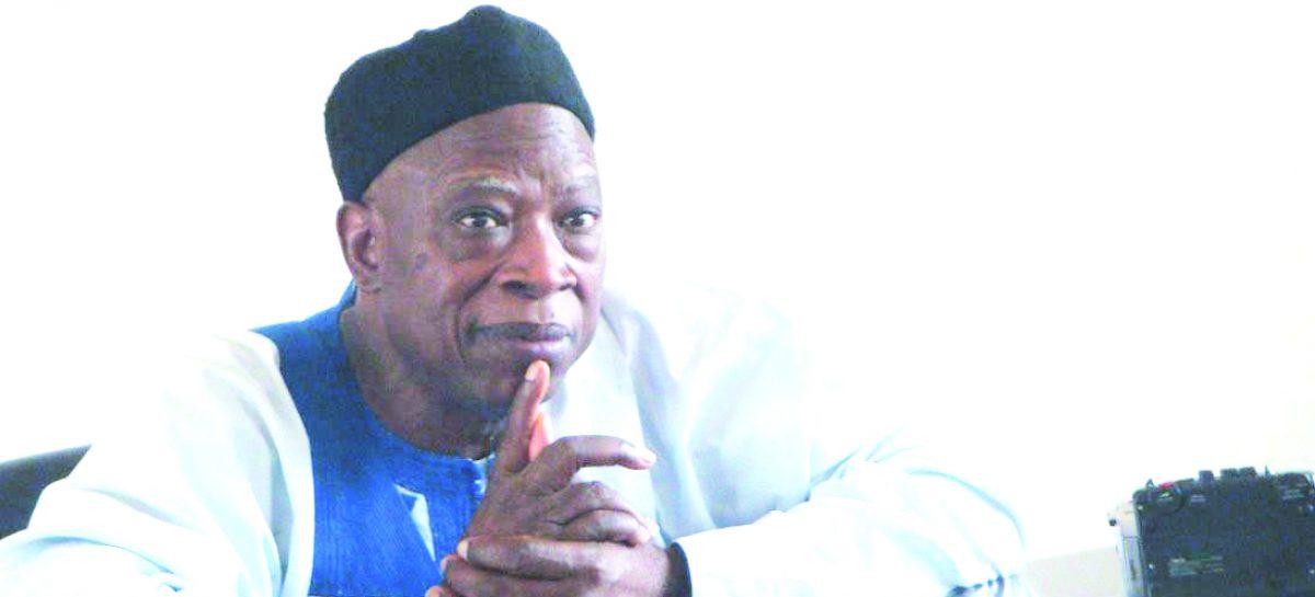 Buhari salutes Senator Abdullahi Adamu at 72