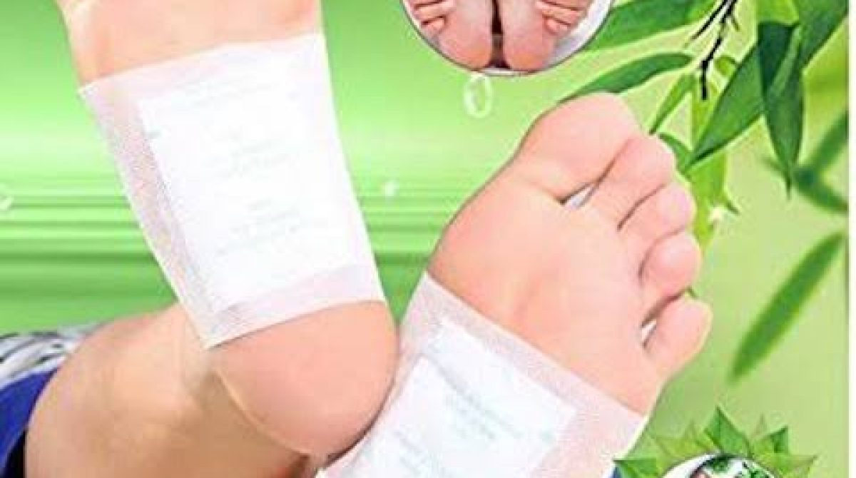 Detox Your Body Completely Through The Feet, Here Is How by Falmata Zanna
