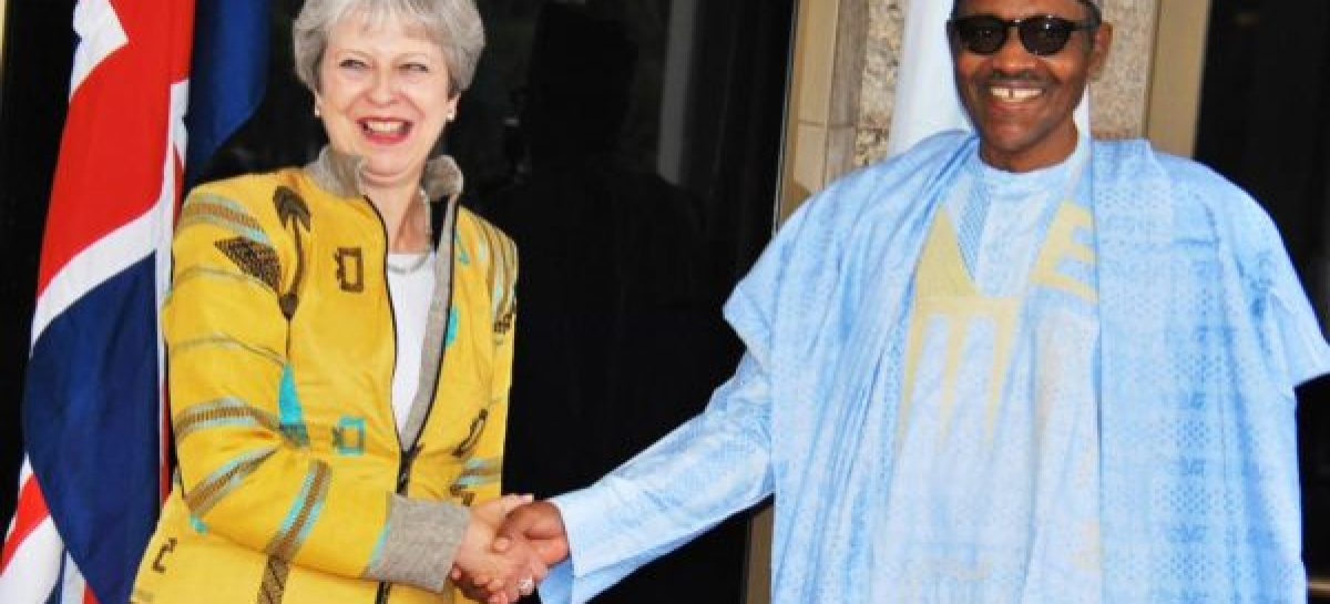 2019 election will be free, fair, credible, Buhari assures UK Prime Minister