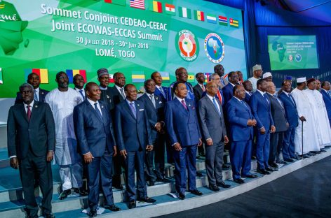 In Lome, President Buhari seeks regional security architecture for West and Central Africa by garba shehu