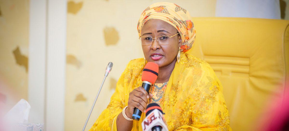 2019: Female aspirants should be given chance – Aisha Buhari