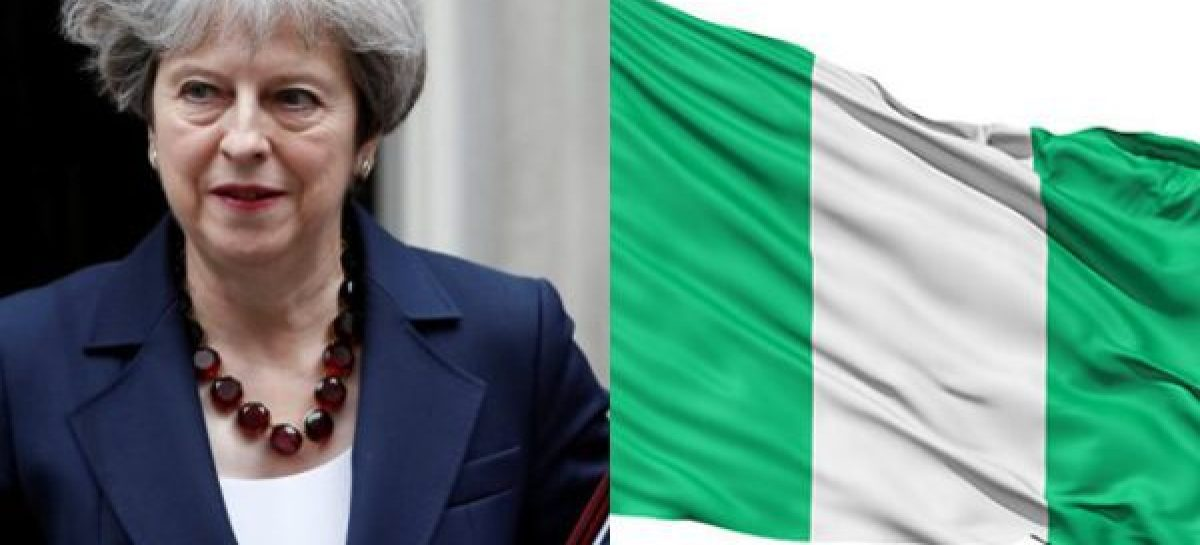 Nigeria houses world's poorest people, says Theresa May