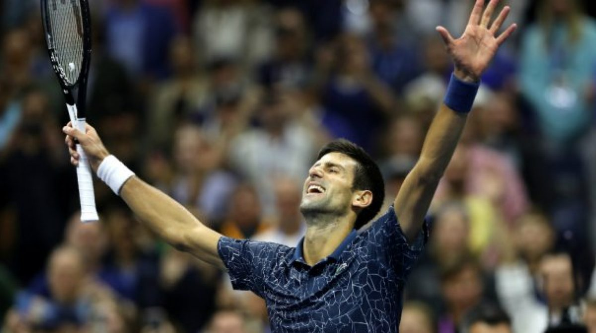Djokovic replaces Nadal on top of ATP world rankings