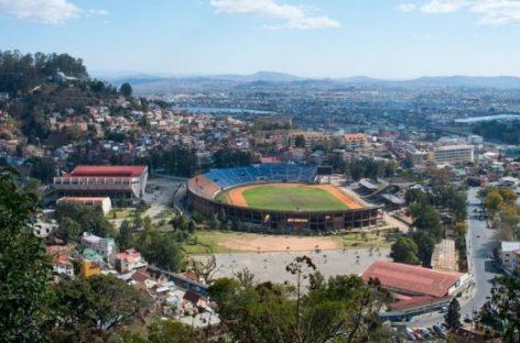 One killed, 40 injured in Madagascar stadium stampede