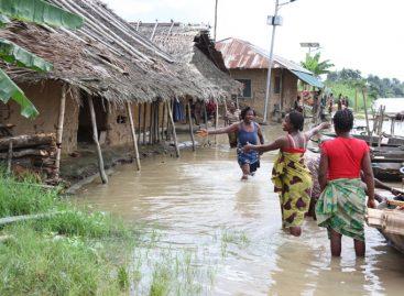 Nigerian govt says worst floods over
