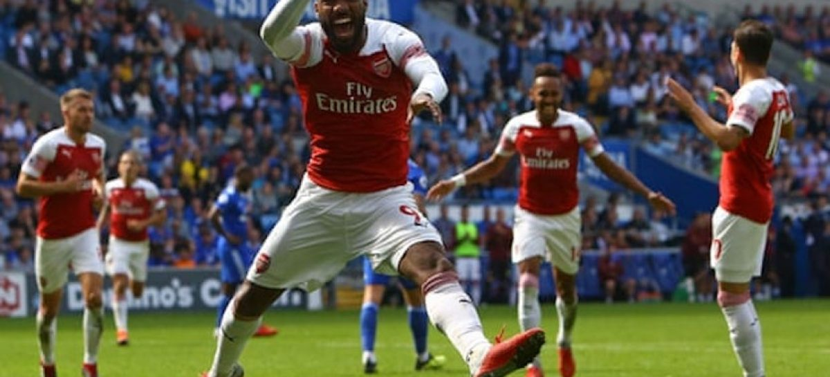 Lacazette scores late winner as Arsenal beat Cardiff 3-2