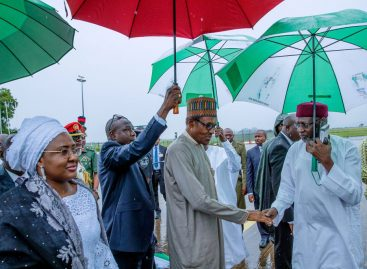 N2.5bn scam: PDP mocks Buhari, says First Lady entangled in grand corruption