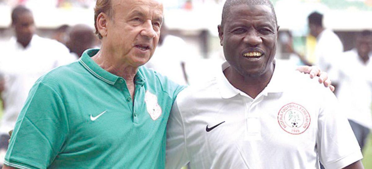 Bribery saga: Super Eagles coach, Salisu Yusuf, banned by NFF