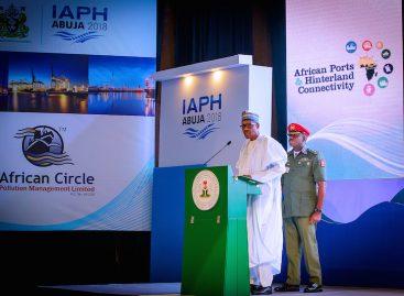 President Buhari orders installation of rail facilities at ports