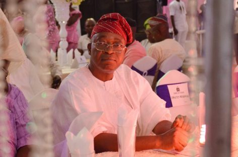 It's my turn to rule Osun, says APC candidate, Oyetola
