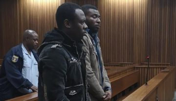 Two Nigerian brothers sentenced for human trafficking in South Africa