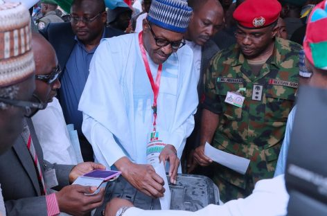 Buhari loves card reader, determined to entrench use nationwide – Presidency