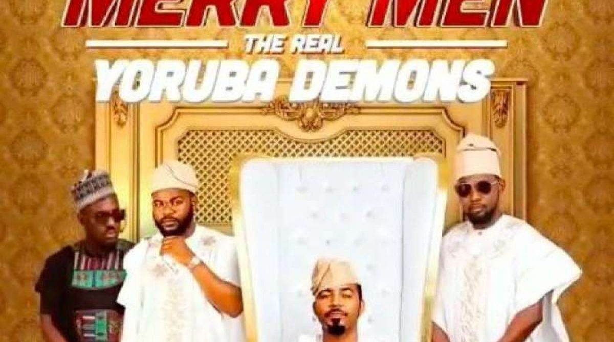 AY releases clip of new comedy, 'Merry Men: The Real Yoruba Demons'