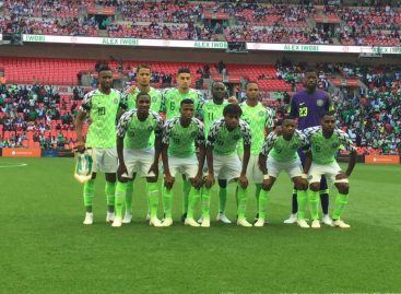 Nigeria moves to 48th in FiFA ranking