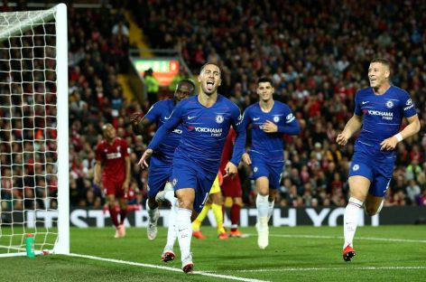 Chlesea, Liverpool titanic clash ends in stalemate