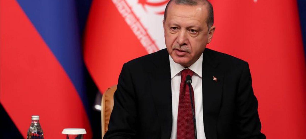 Erdogan appoints himself chairman of Turkey's Sovereign Wealth Fund