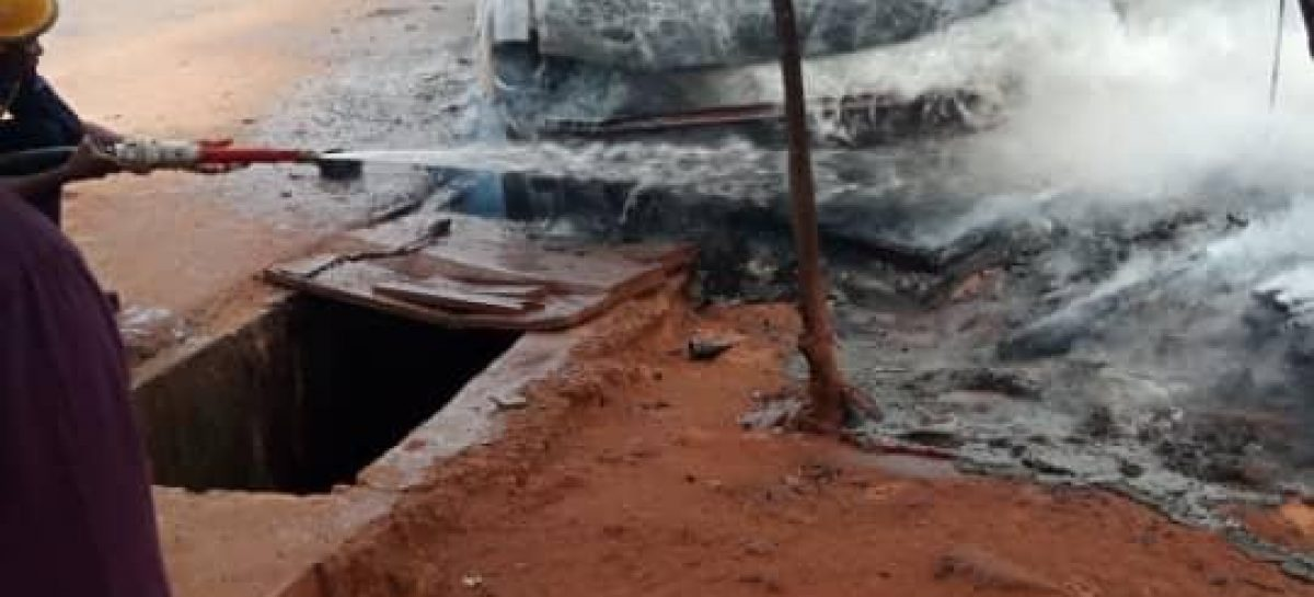 60 people feared dead in Lafiya gas explosion – Readers Discretion Advised