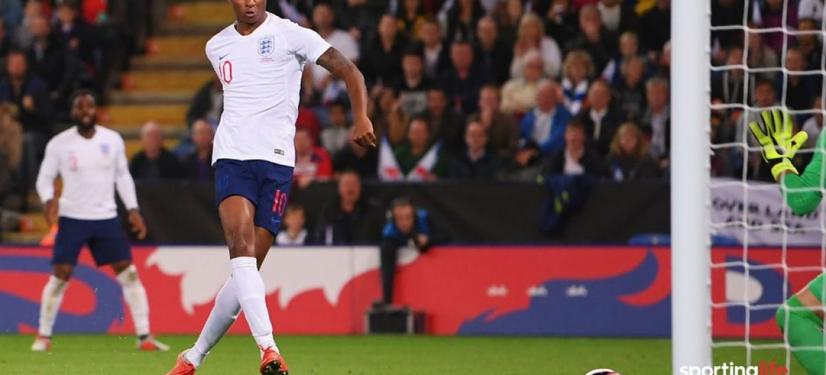 Rashford scores in England's victory over Scotland