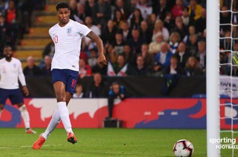 Rashford scores in England's victory over Scotland