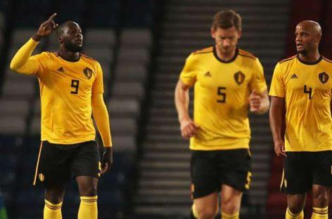 Lukaku hits double as Belgium beat Iceland 3-0
