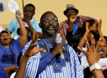 Africa can produce another Ballon d'Or winner – Weah