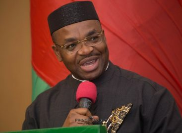 APC plans violence in Akwa Ibom, Governor Emmanuel Udom cries out
