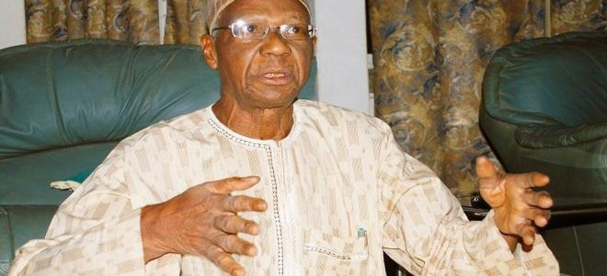 Former RMAFC boss, Hamman Tukur, dies
